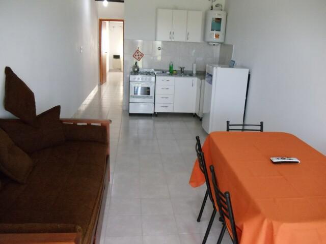 Cocina Comedor Departamento 4 | Aparts LA ALDEA